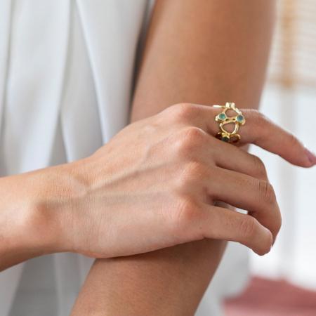 Small Thalia Ring